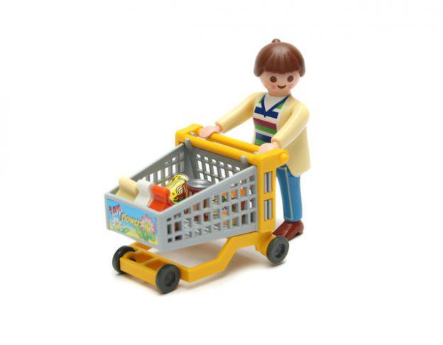 llenar el carrito de la compra